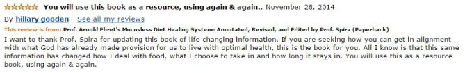 hillary gooden Amazon Review