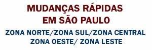 Mudanças rápidas em São Paulo