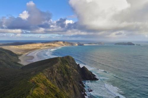 cape reigna nova zelandia
