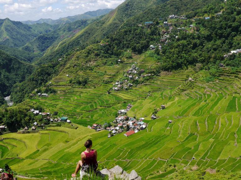 filipinas arrozais batad