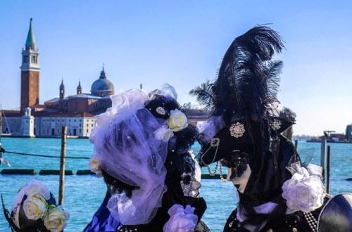 veneza carnaval italia