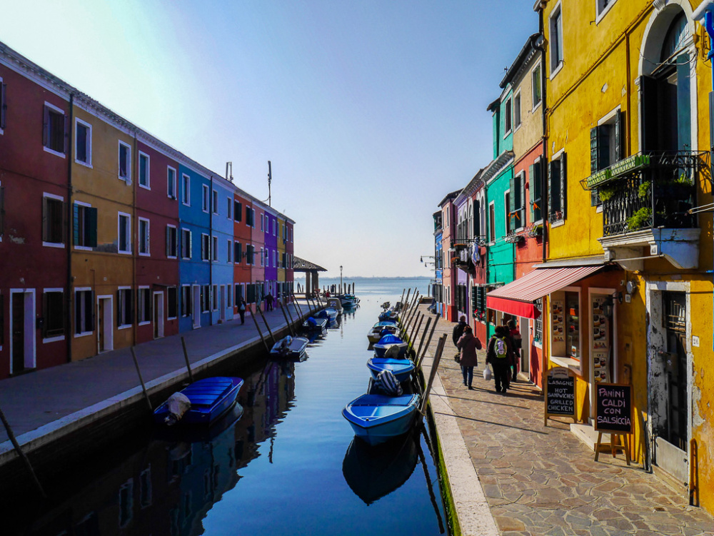 burano italia veneza