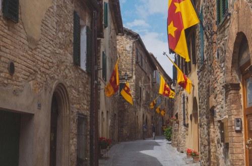 tuscany viagem carro toscania
