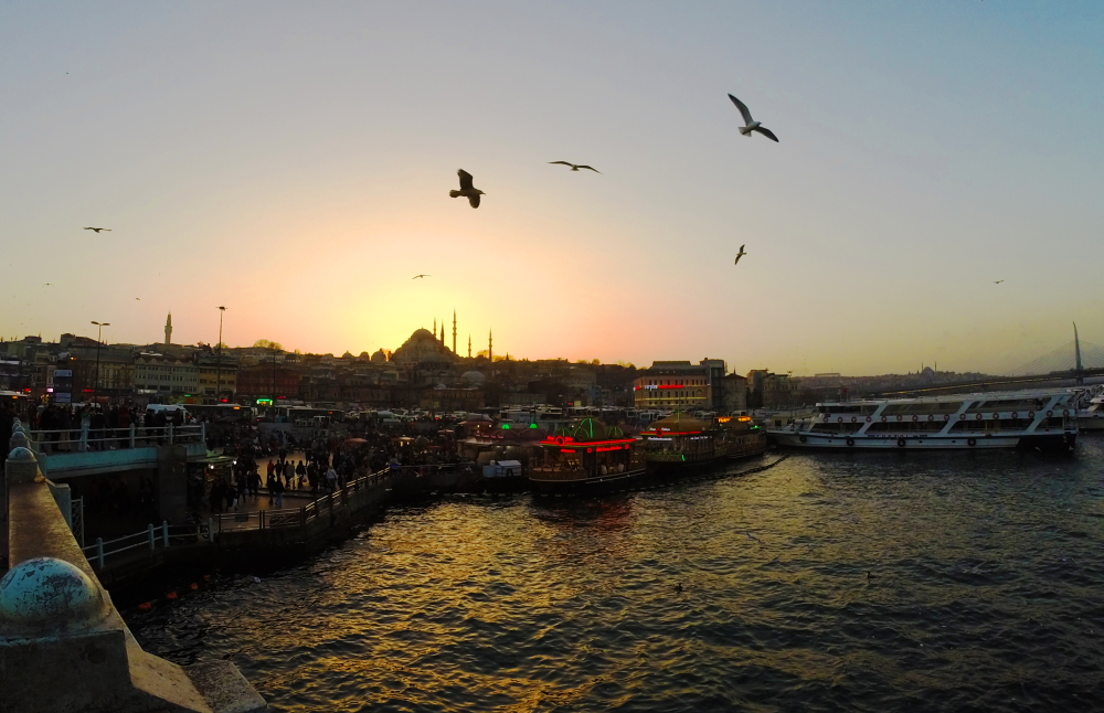 istambul por do sol