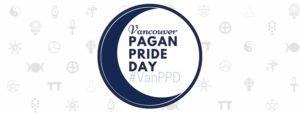 Vancouver Pagan Pride Day (#VanPPD) logo