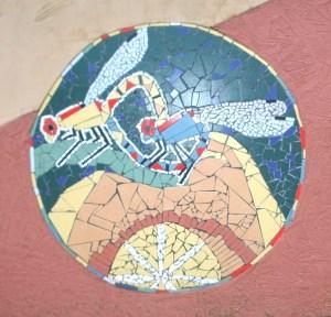Dragonfly Sex Mosaic