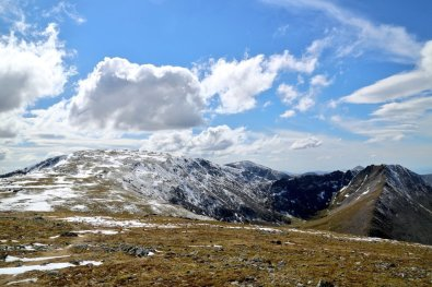 View from Foel Grach