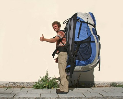 Some Lightweight Wild Camping Tips
