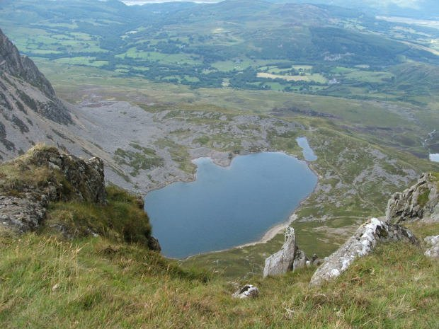 Cadair Idris Fox's Path Walking Route