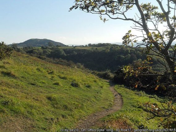A Walk from Dyserth Waterfalls to Cwm