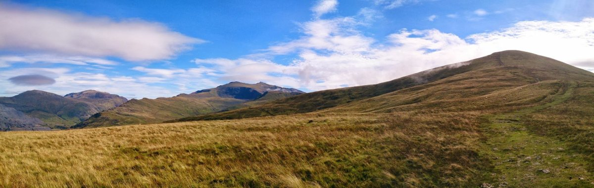 Moel Eilio Circular Walk from Llanberis