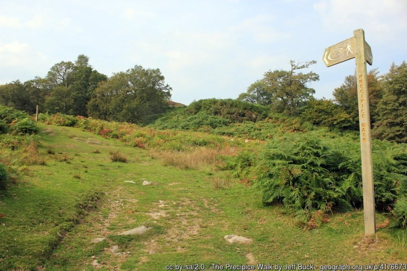 The Precipice Walk - Llwybr Cynwch - Near Dolgellau