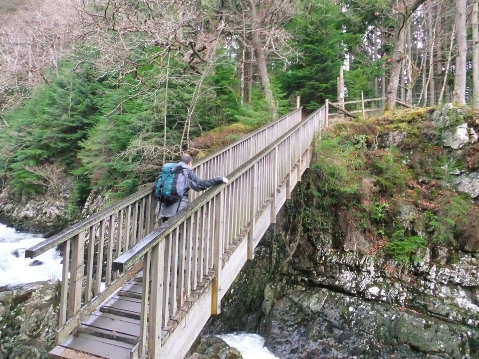 walks from Betws-y-coed