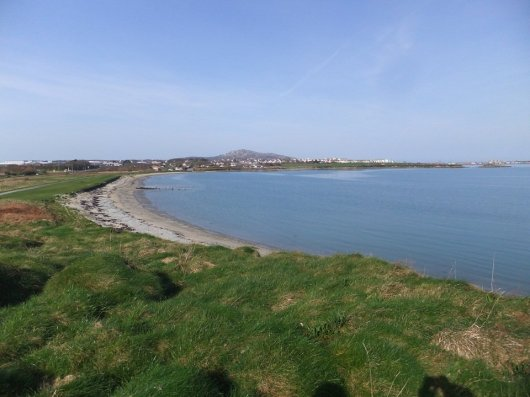 Anglesey Coastal Path Stage 1 Holyhead to Porth Swtan