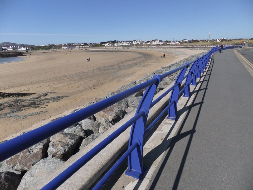 Anglesey Coastal Path Stage 11 Four Mile Bridge to Trearddur