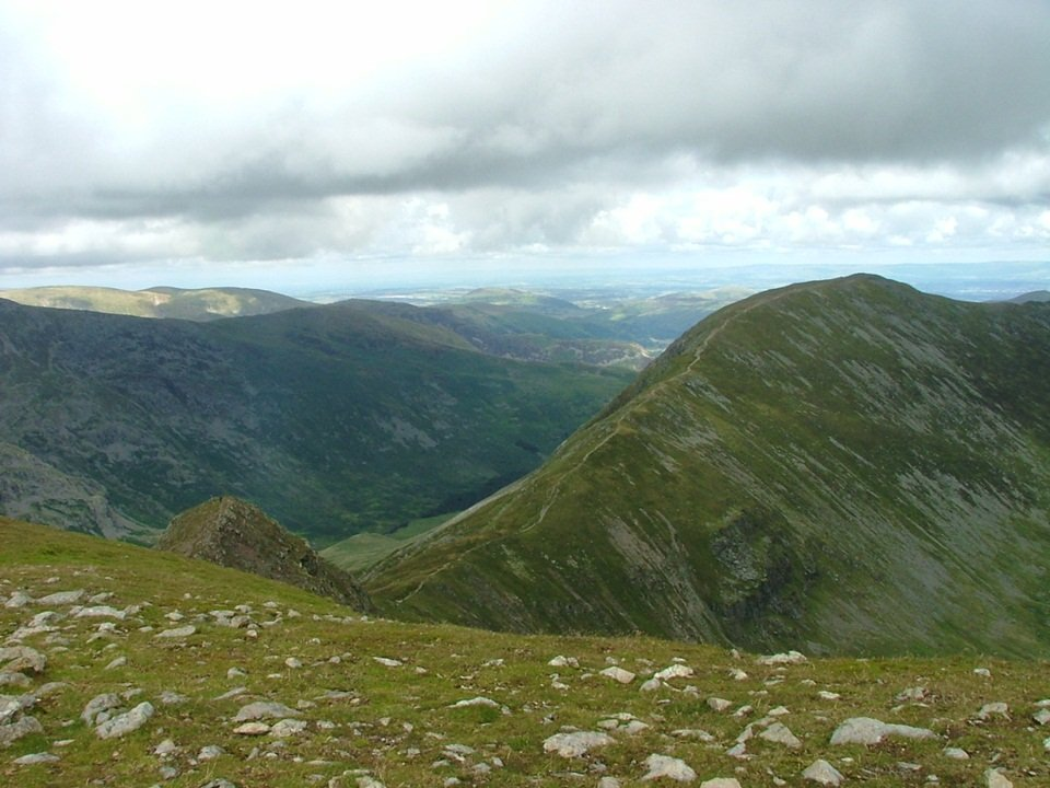 10 - St Sunday Crag - The Highest Mountains In England - The Top 25