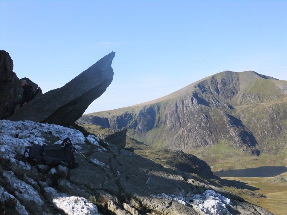 Tryfan North Ridge Scramble
