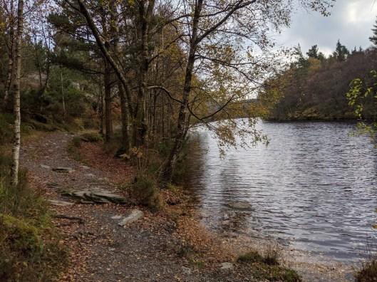 Llwybr Llyn Elsi Trail Walk from Betws-y-coed