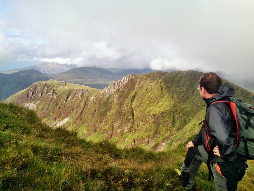 Nantlle Ridge - Scrambles in Snowdonia