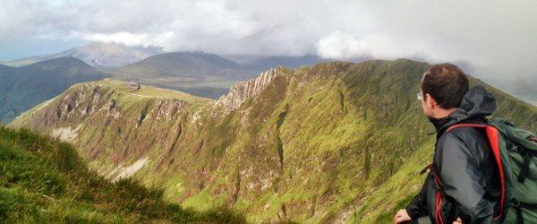The Nantlle Ridge Linear Traverse