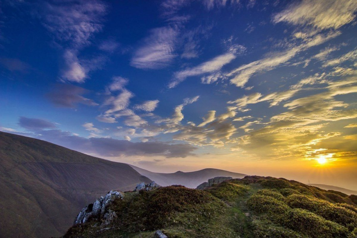 North Carneddau Low Summits