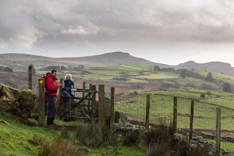 More Mid Level Moderate Walks in North Snowdonia