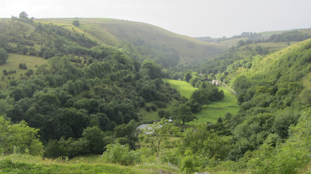 The Monsal Trail - Walk and Cycle Route in the Peak District