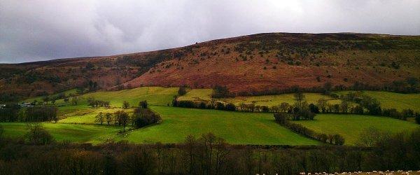 Llanthony to Capel-y-ffin Easy Walk
