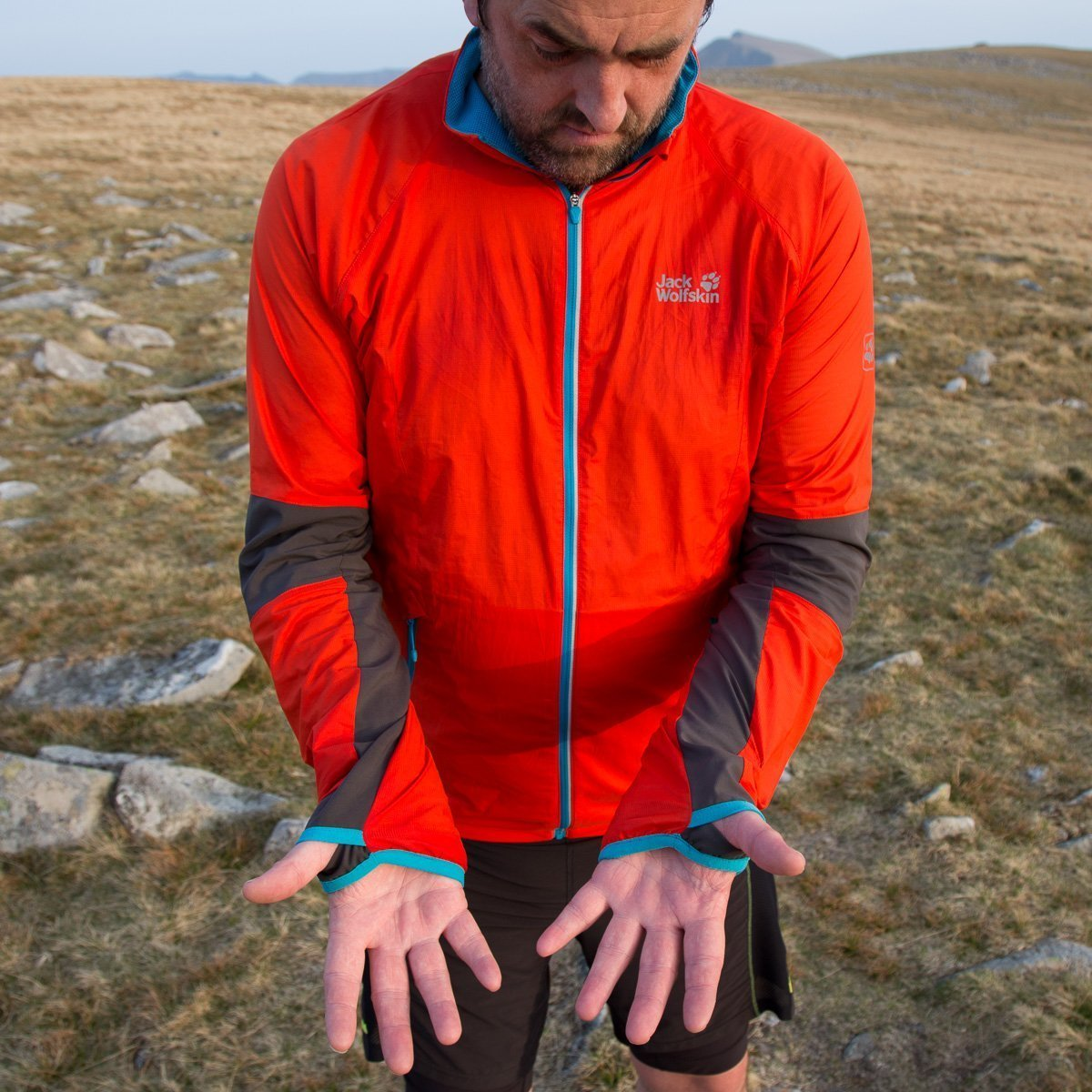 4158a5ca8c Jack Wolfskin Exhalation Flyweight Jacket Review   Mud and Routes
