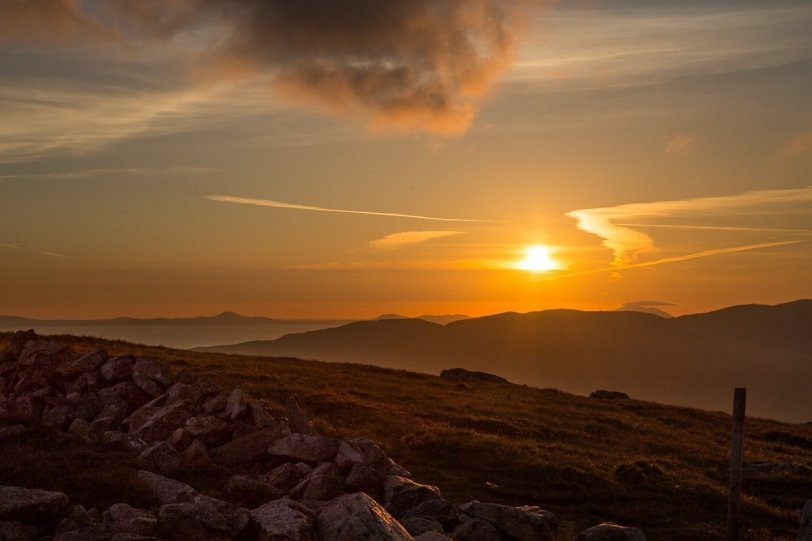 All the Walks up Cader Idris - Cambrian Way