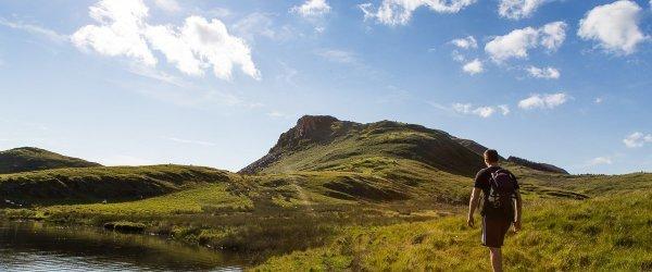 Secret Snowdonia – A Bimble up Clogwyn y Garreg