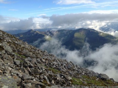Ben Nevis via the CMD Arete Scramble