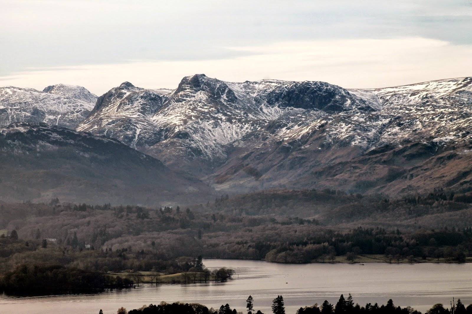 Easy Walk to Orrest Head from Windermere