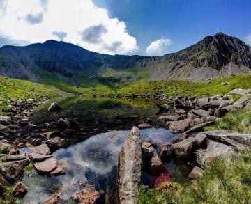 Cadair Idris Fox's Path Walking Route