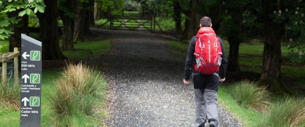 Dol Idris Accessible Walk