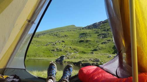 snowdon wild camp 4