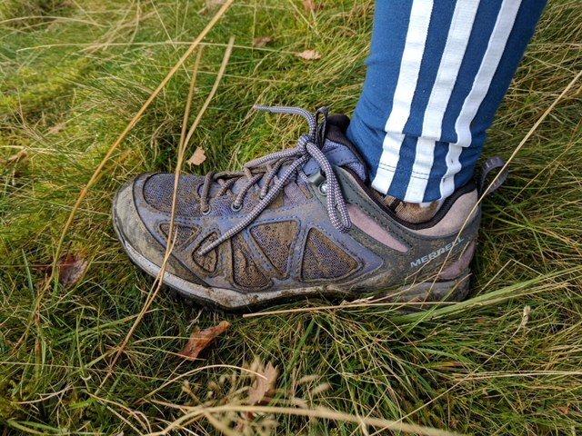 Merrell Siren Sport Q2 Ladies Walking Shoes