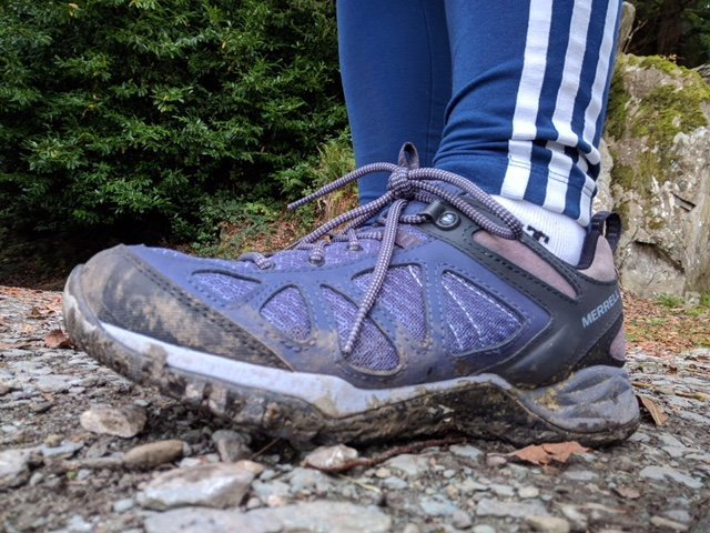 Merrell Siren Sport Q2 Ladies Walking Shoes