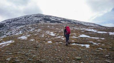 Carnedd Dafydd and Llewelyn Circular Walk from Bethesda