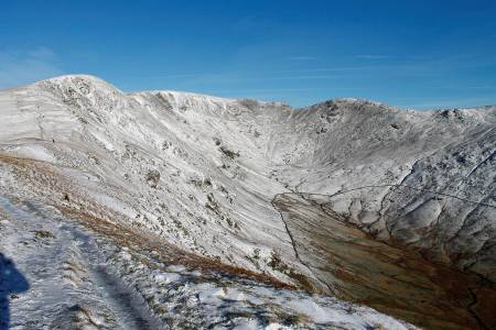 Fairfield Horseshoe from Ambleside