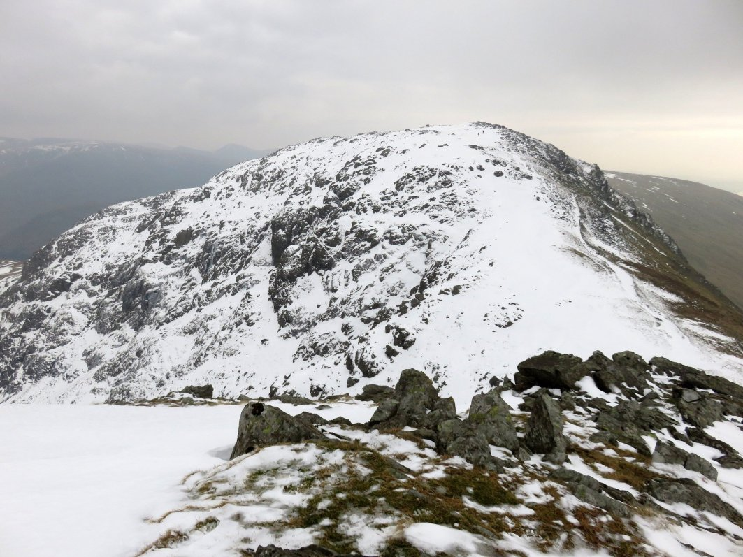 The Deepdale Horseshoe from Patterdale
