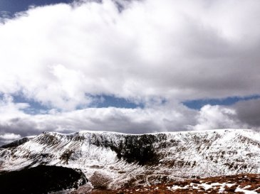 The 100 highest mountains in Wales010