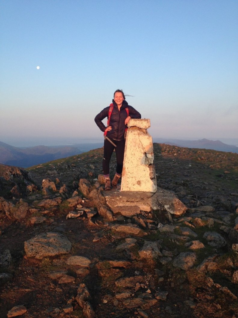 The 100 highest mountains in Wales014