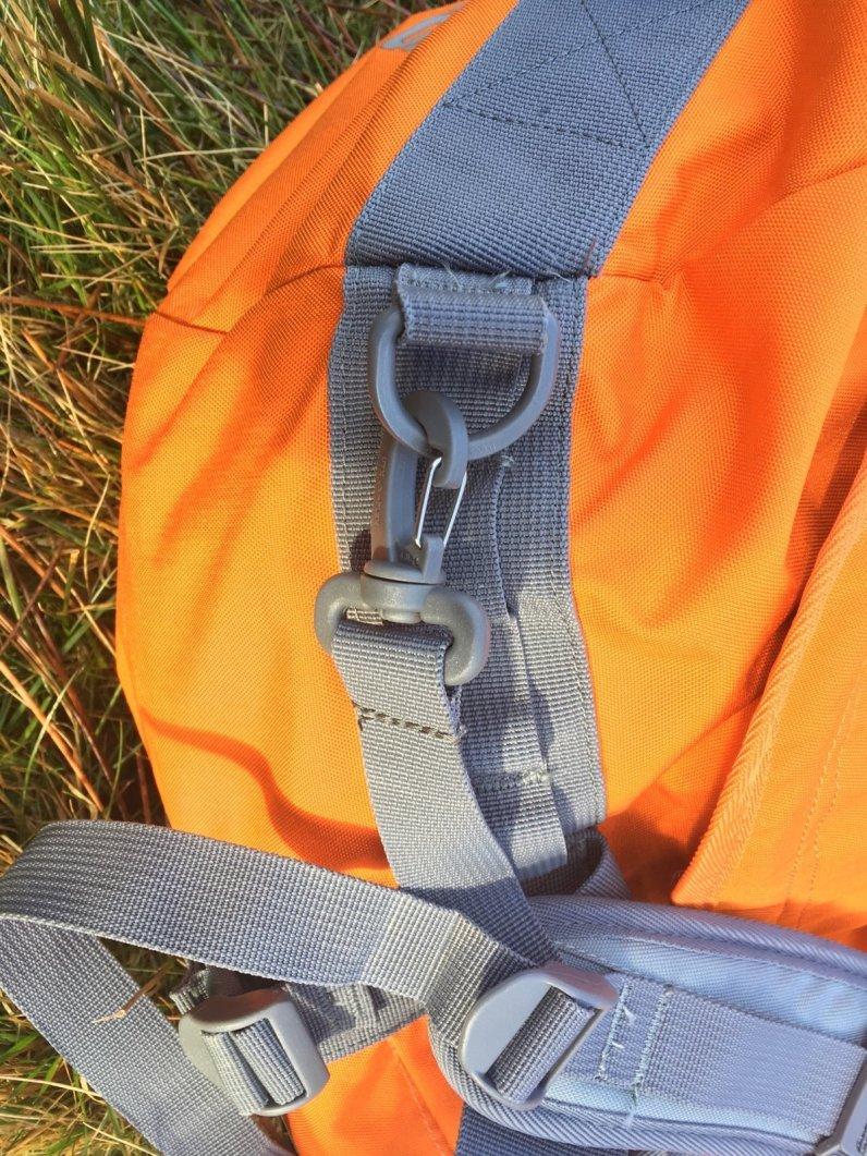 Vango Force 10 Caldera 80L Duffle Review 008-006