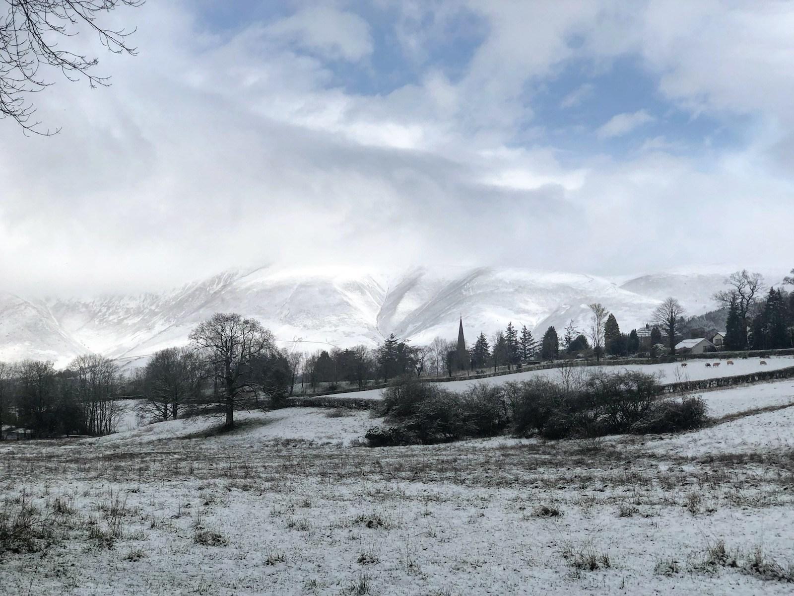 Walla Crag from Keswick 5