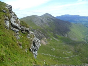 Best Walks from Keswick in the Lake District - Coledale Round