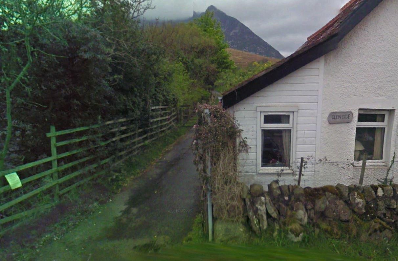 Walk through Glen Sannox and Glen Rosa