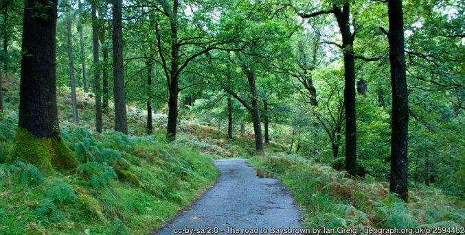 Great & Little Langdale Circular Walk