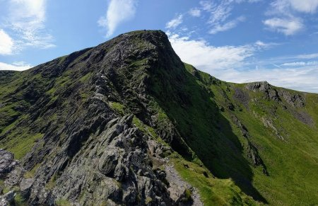 Sharp Edge Scramble up Blencathra