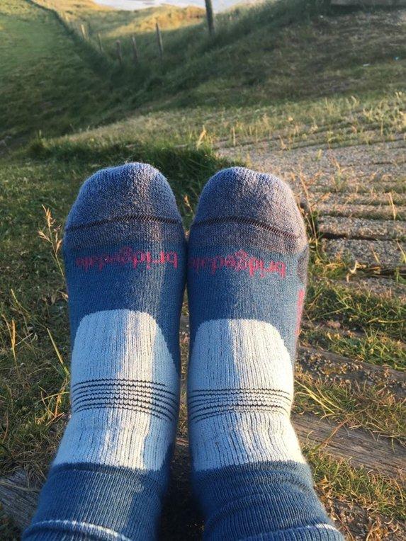 Bridgedale Womens WoolFusion Trekker Socks